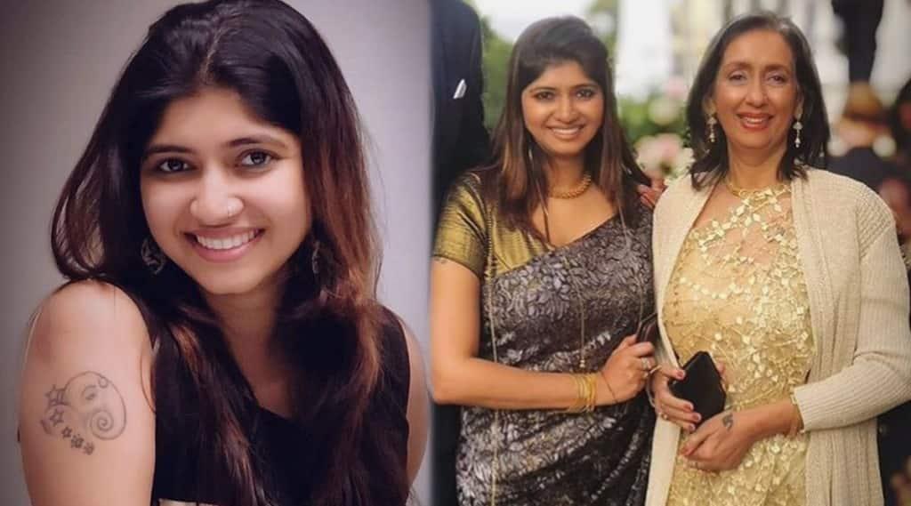neena-kulkarni-family-and-her-daughter
