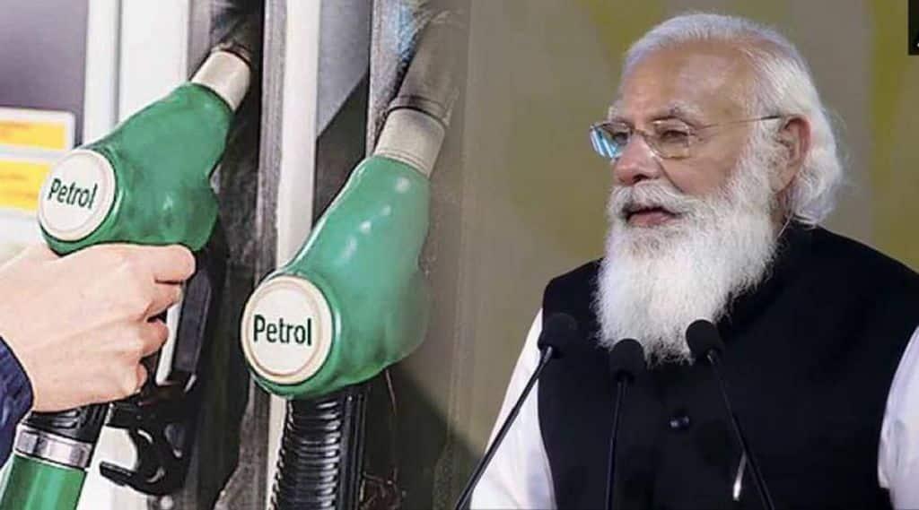 Bjp spokesperson sarika jain says pm modi is here to make india vishwaguru not to make petrol diesel price less