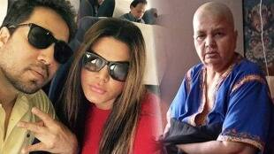 rakhi sawant mother on mika singh kiss controversy