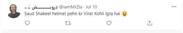 eng vs pak virat kohli playing for pakistan