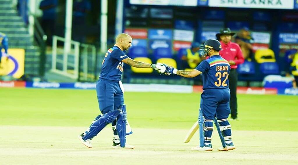 india wins first odi by seven wickets against sri lanka