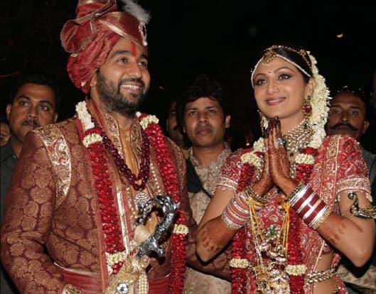 shilpa shetty raj kundra marriage