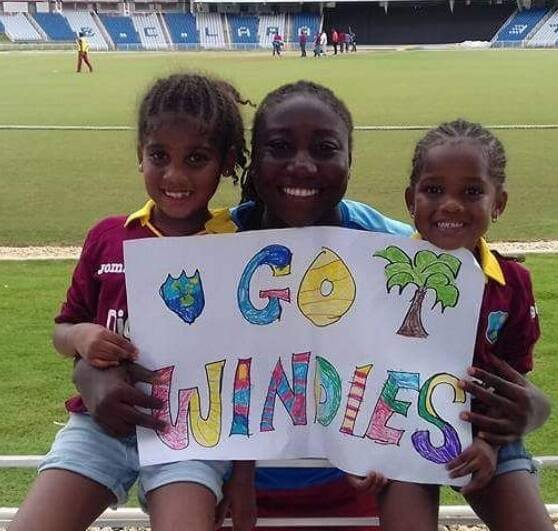 Stafanie Taylor becomes just the second west indies player to take a T20 hat-trick