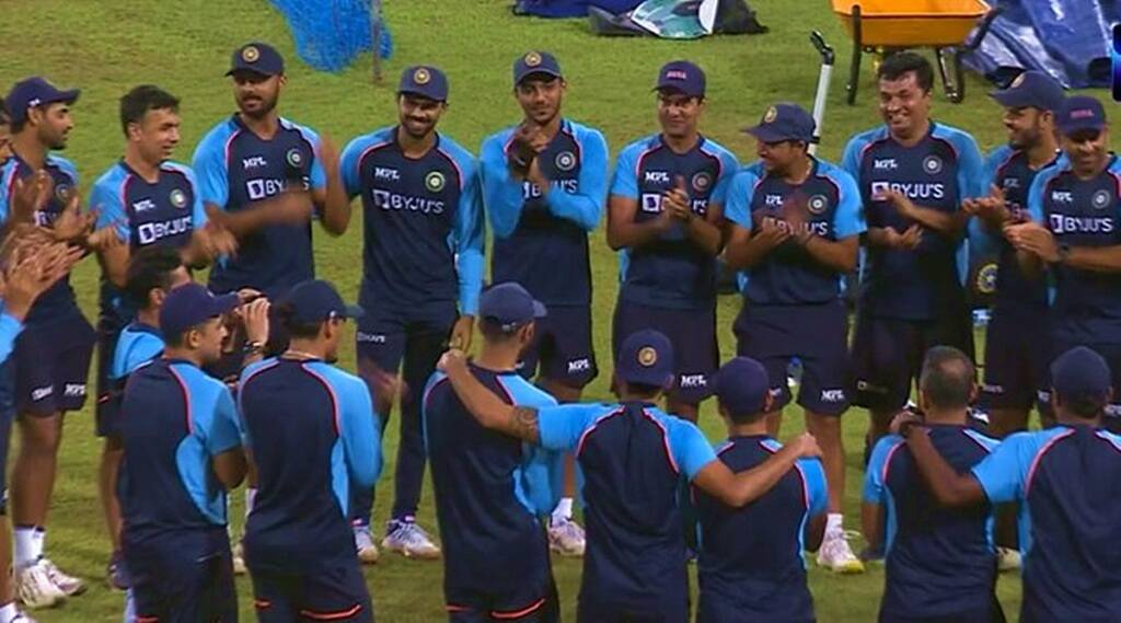 sri lanka vs india 2021 first t20 toss report playing eleven