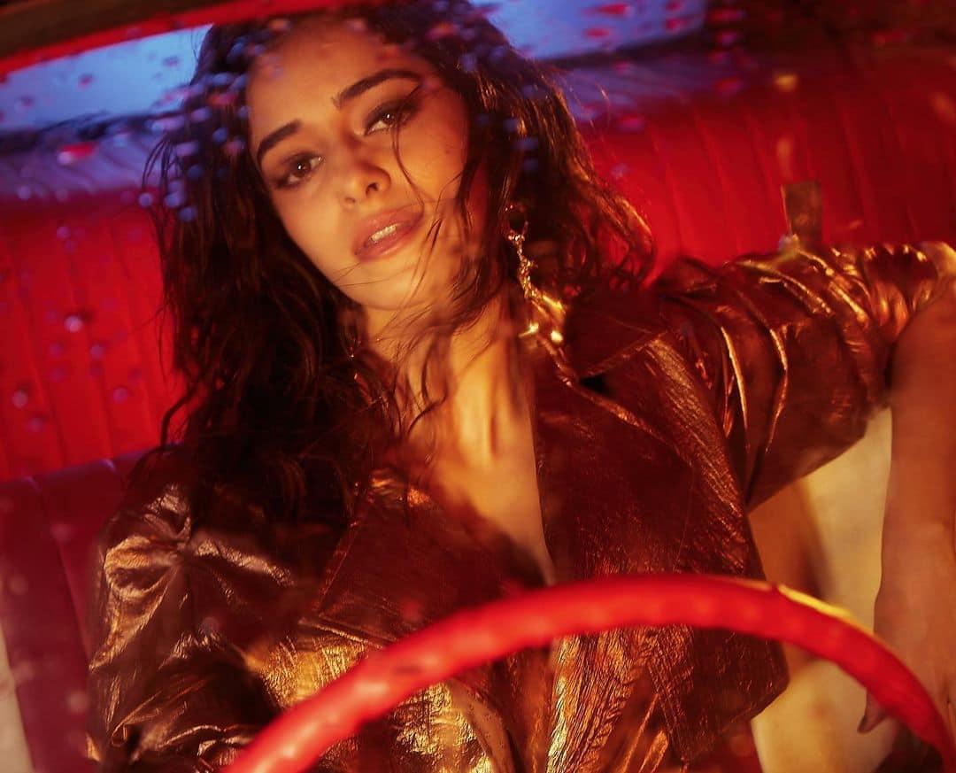 Ananya Panday Bold Hot Bikini Look