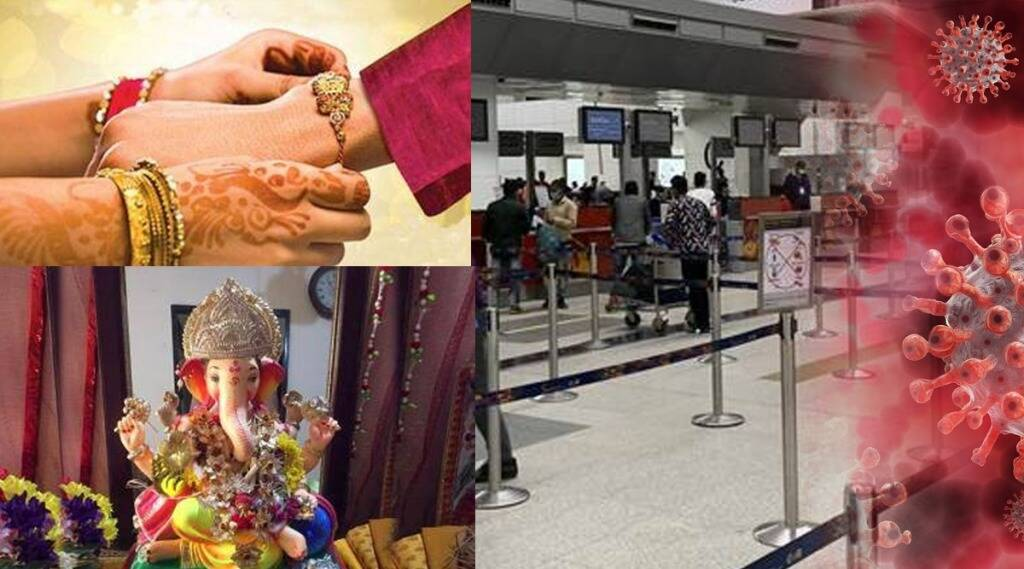 Check states that need RT PCR report or vaccine certificate before travelling for festivals