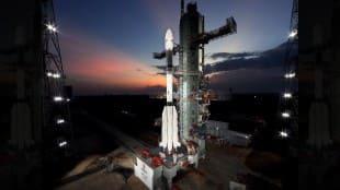 GSLVF10 EOS03 ISRO