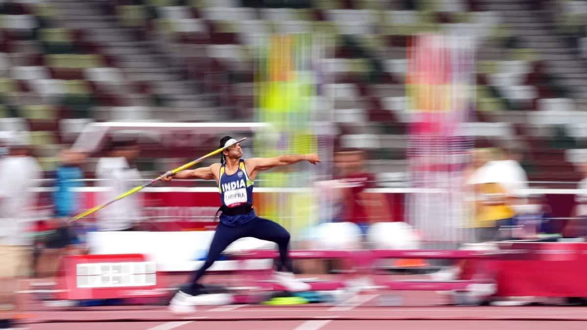 Tokyo Olympics 2021 Neeraj Chopra Gold Medal