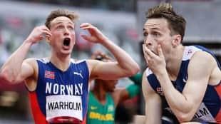 Olympic Karsten Warholm