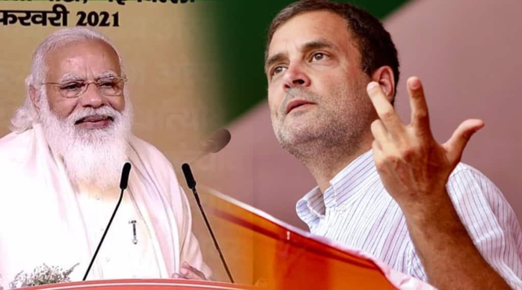 Rahul Gandhi,Congress,BJP,Centre,vaccine,LAC,PLA