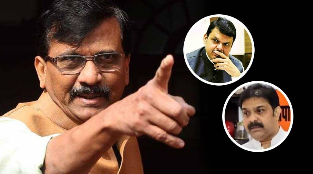 Shivsena, Sanjay Raut, BJP, Prasad Lad,