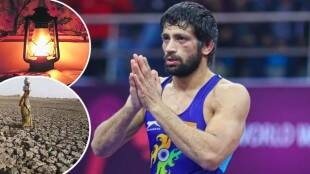 Tokyo Olympics Wrestlers Ravi Dahiya