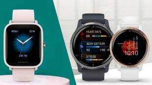 Independence Day 2021 sale Bumper discounts on Garmin and Amazfit smartwatches gst 97