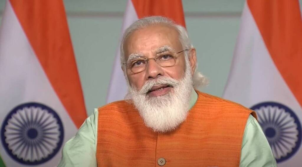 PM Narendra Modi Completes 20 years in Public Office gst 97
