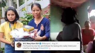 mary-kom-meets-fan-who-was-crying-after-her-defeat-in-tokyo-olympics-gst-97