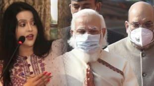 maharashtra bjp alliance, amruta fadnavis, narendra modi, amit shah, political alliance, maharashtra politics,