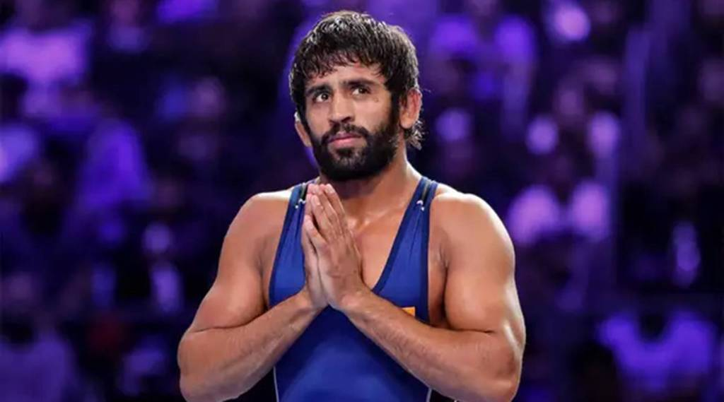 Bajrang Poonia out of World Wrestling Championship due to foot injury