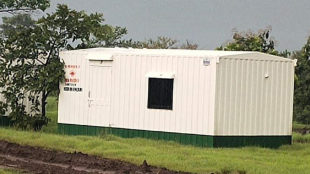 container house in taliye