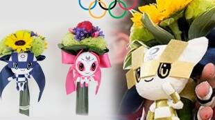 cover photo for olympic flowers story