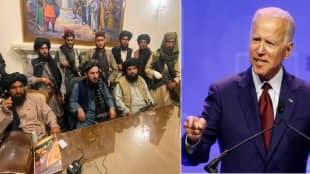 joe biden taliban in afghanistan