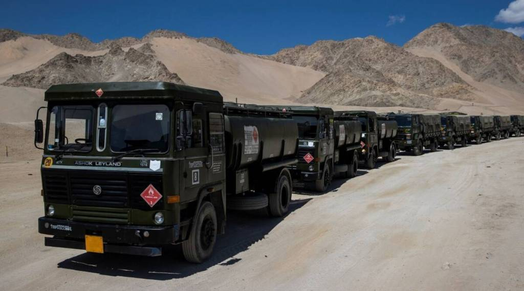 : India, China agree to disengage from a key patrol point