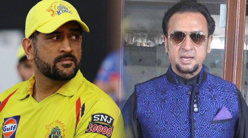 ms dhoni new look, ms dhoni, gulshan grover ms dhoni new look bollywood, Gulshan Grover, bollywood news, Bad man,