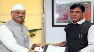 Srinivas Patil meets Health Minister