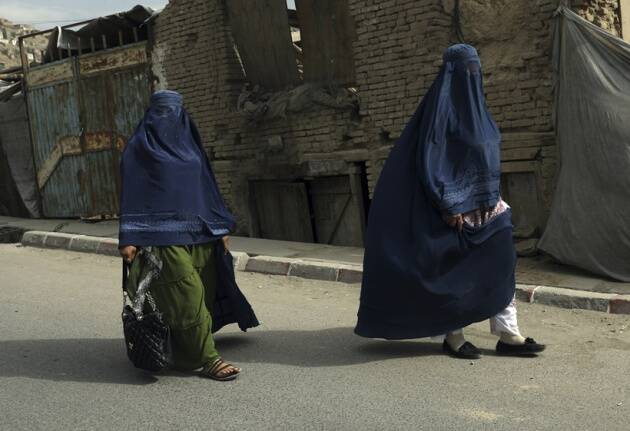 Afghanistan Life Changed For Afghans Since Taliban Takeover