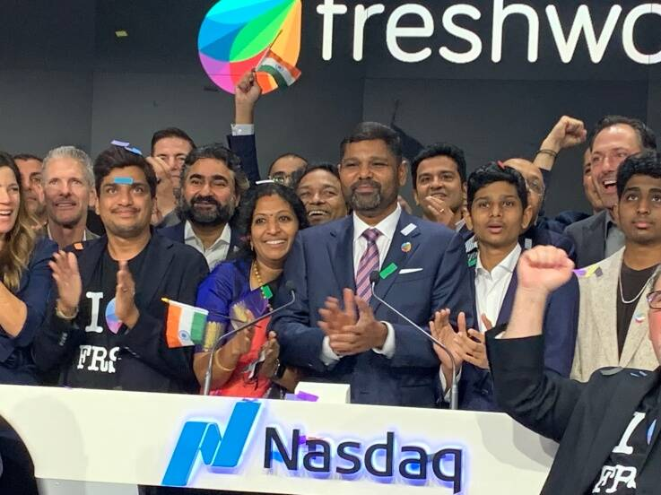 500 employees of Freshworks company founded in Chennai turn crorepatis
