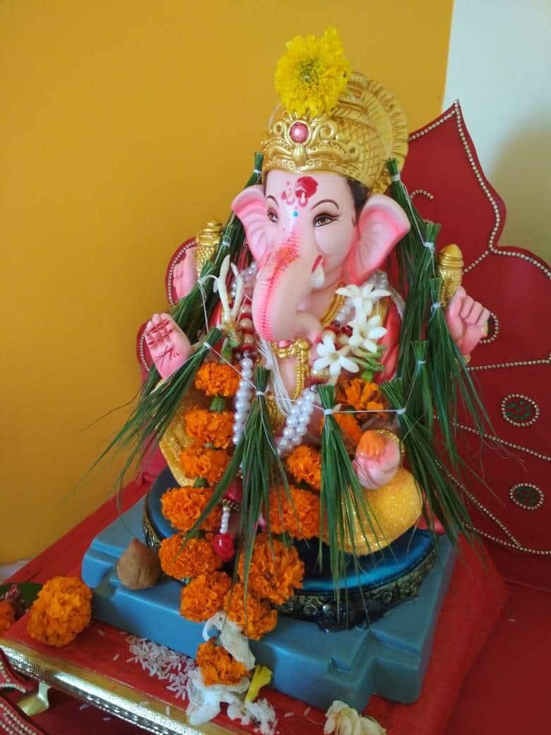 Ganesh Chaturthi 2021 Hibiscus Durva Importance