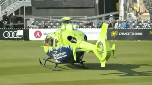 Helicopter-In-Field