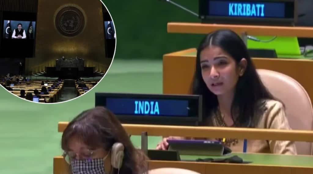 India vs Pakistan UN