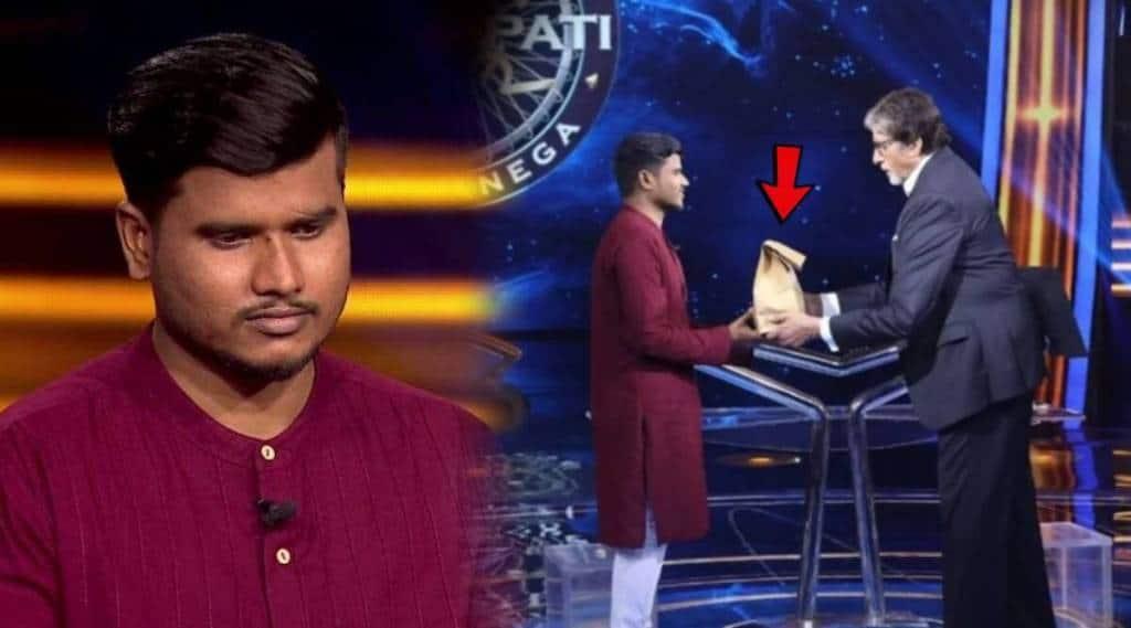 KBC 13 contestant Akash Waghmare