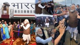 Indian Americans welcome PM Modi in Washington