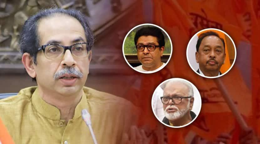 Raj Thackeray Narayan Rane left true history of Shiv Sena Chief Minister Ravindra Mirlekar