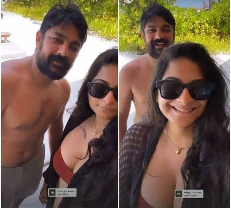 Rhea Kapoor Karan Boolani Maldives Honeymoon