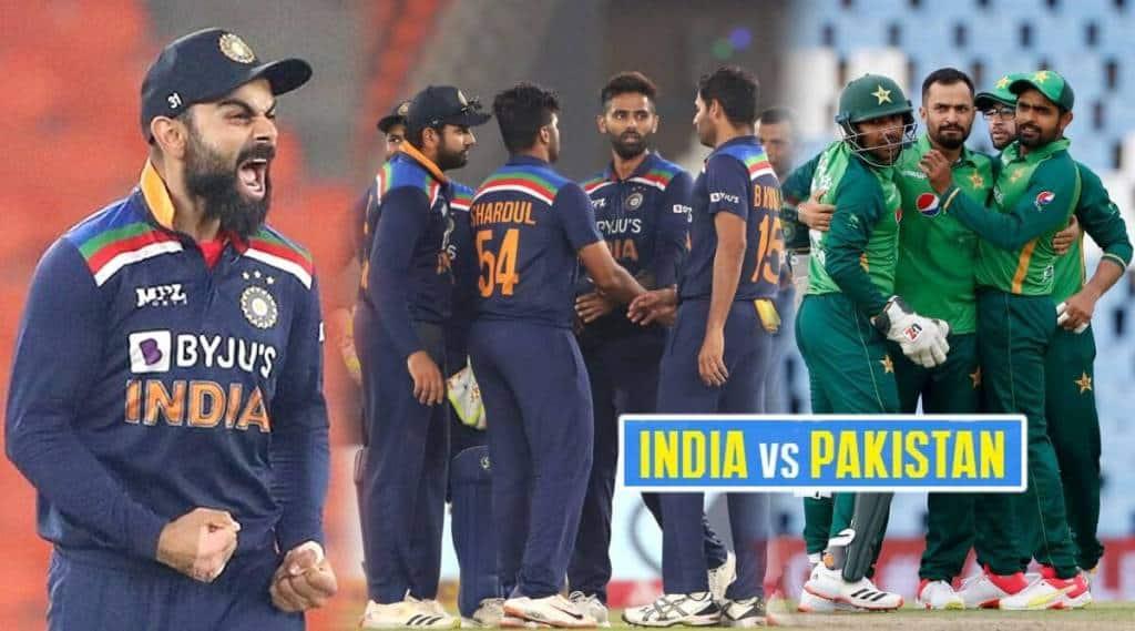 T20 World Cup india vs pakistan