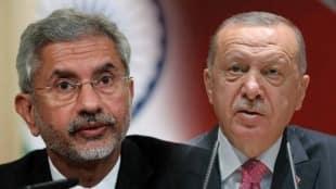 Turkey Erdogan Kashmir UNGA speech S Jaishankar comment on UNSC resolutions on Cyprus