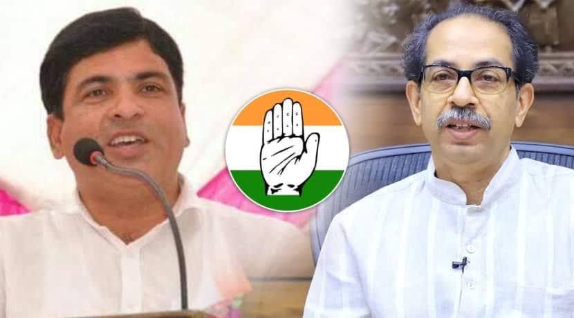 Uddhav Thackeray taking over government dead Congressmen came alive Shiv Sena MLA Ashish Jaiswal