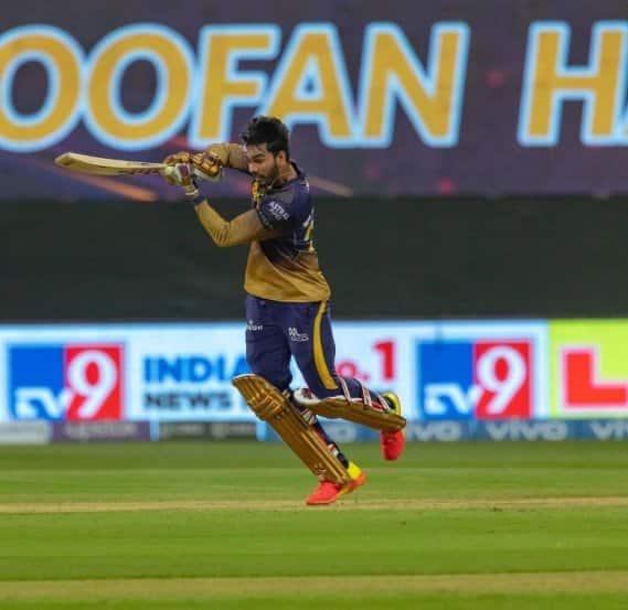 IPL 2021 KKR Venkatesh Iyer
