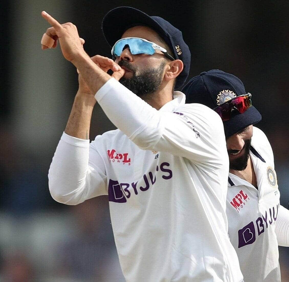 Virat kohli Celebration is Classless says Fox Cricket Wasim Jaffer Slams them with epic reply