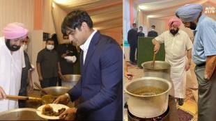 Punjab Chief Minister made Delicious Food for Olympic Winners Golden Boy Neeraj Chopra Appreciated gst 97