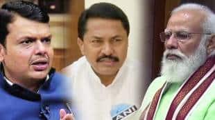 OBC Political Reservation Nana Patole Criticizes BJP Devendra Fadnavis Narendra Modi gst 97
