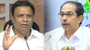 BJP Aashish Shelar Criticizes CM Uddhav Thackeray Shivsena gst 97