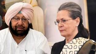 Is Insult Aloud In Politics Captain Amrinder Singh Questions To Congress gst 97