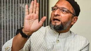 Asaduddin Owaisi Angry Says Night Travel Unsafe Atmosphere For Muslim Women gst 97