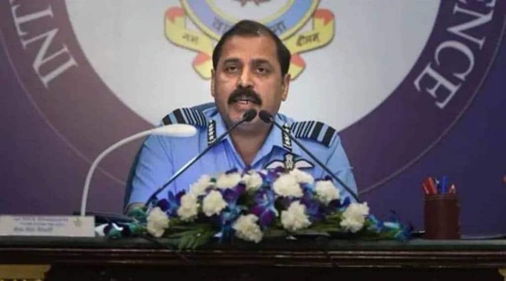 Chief of Air Staff, Air Chief Marshal Rakesh Kumar Singh Bhadauria