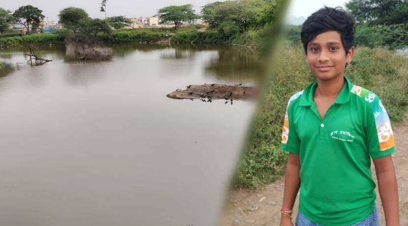 2 children drowned in lake