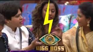 bigg boss marathi season 3, trupti desai, shivlila,trupti desai and shivlila figh,