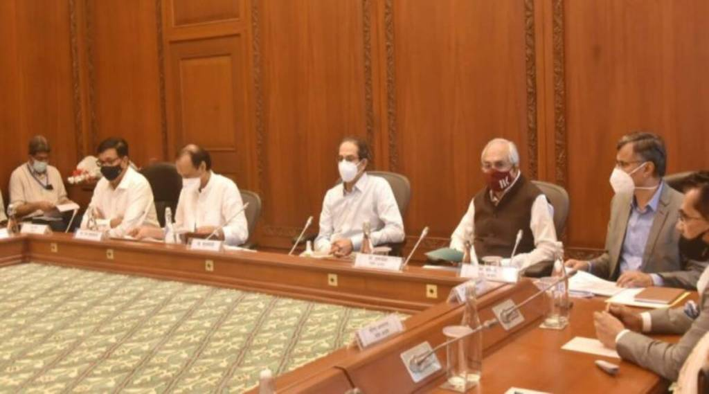 Decision in the Cabinet meeting